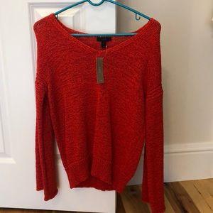 JCrew vneck sweater